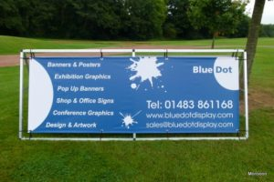 Monsoon Outdoor Banner Stand