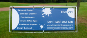 banners in West Sussex
