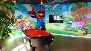 Vinyl Wall Graphics in Guildford Surrey