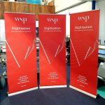 800mm Roller Banners Mid Price in Surrey