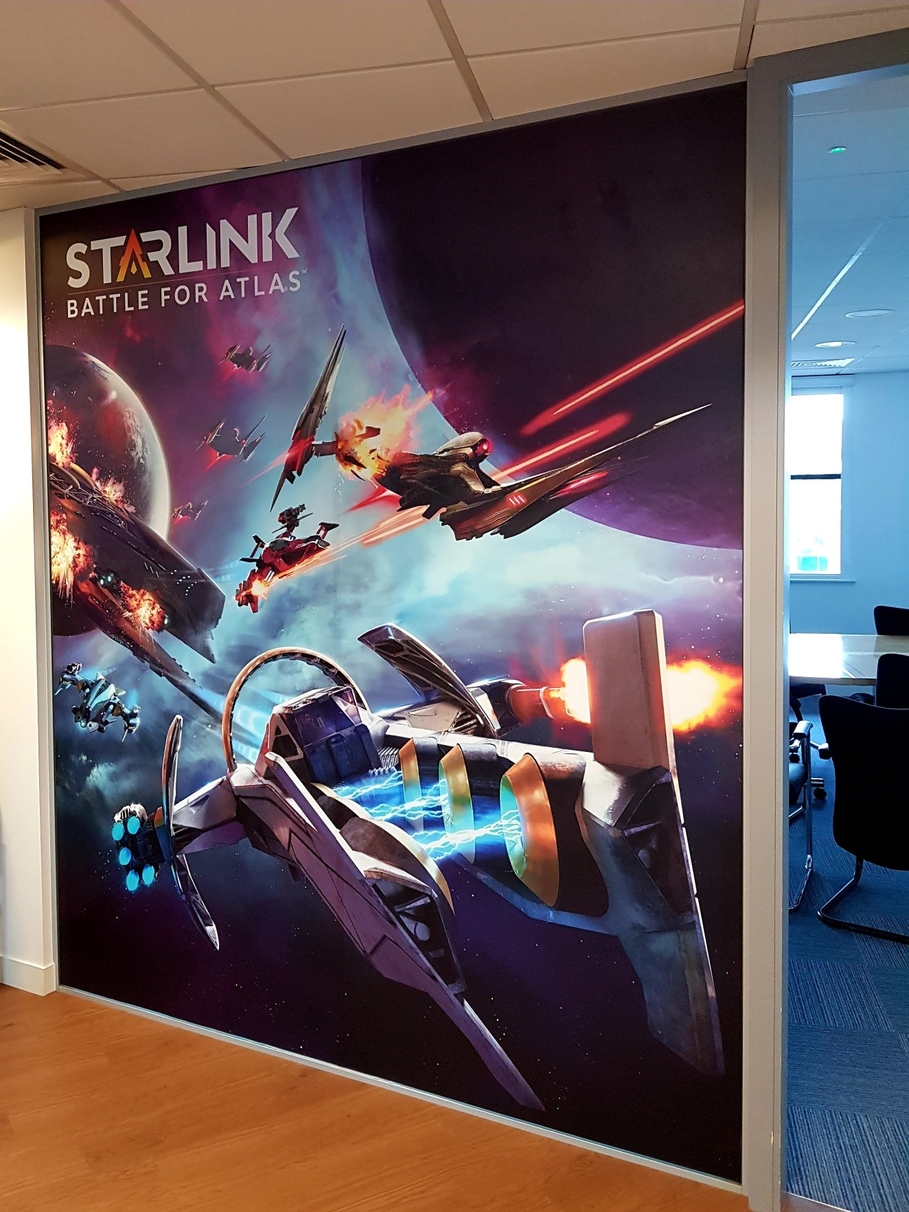 Office Graphics in Haslemere