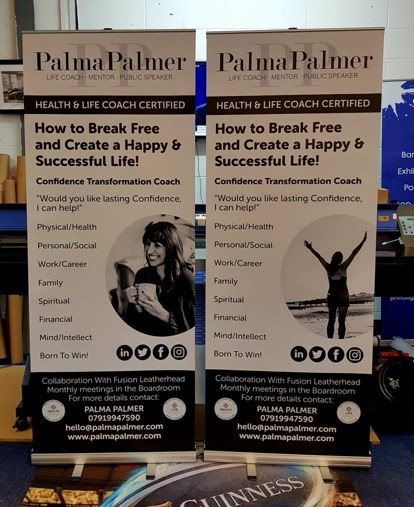 Portable Banners Hampshire