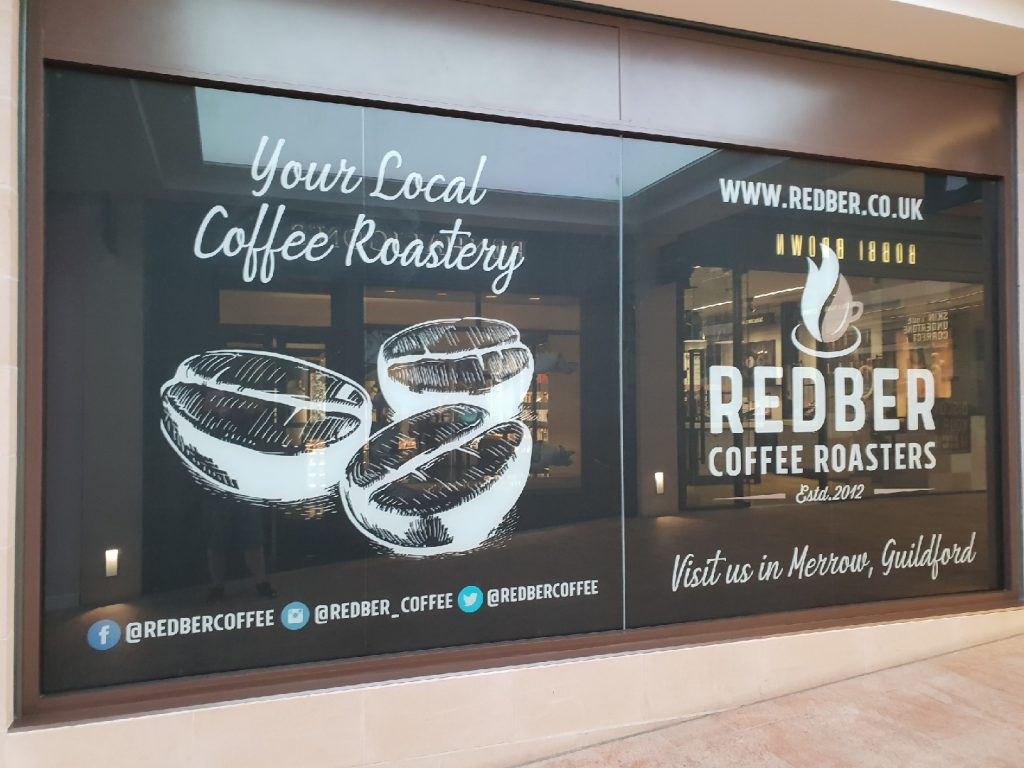 Window Graphics Surrey