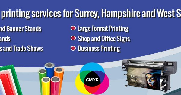 Promotional Printing in Hampshire