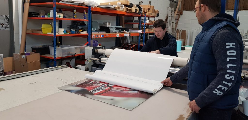 Promotional Printing in Surrey